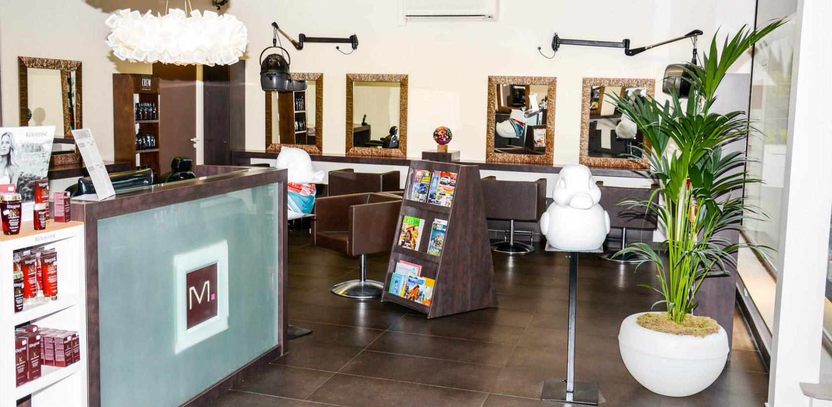 Myriam B - salon de coiffure à Angers - La roseraie